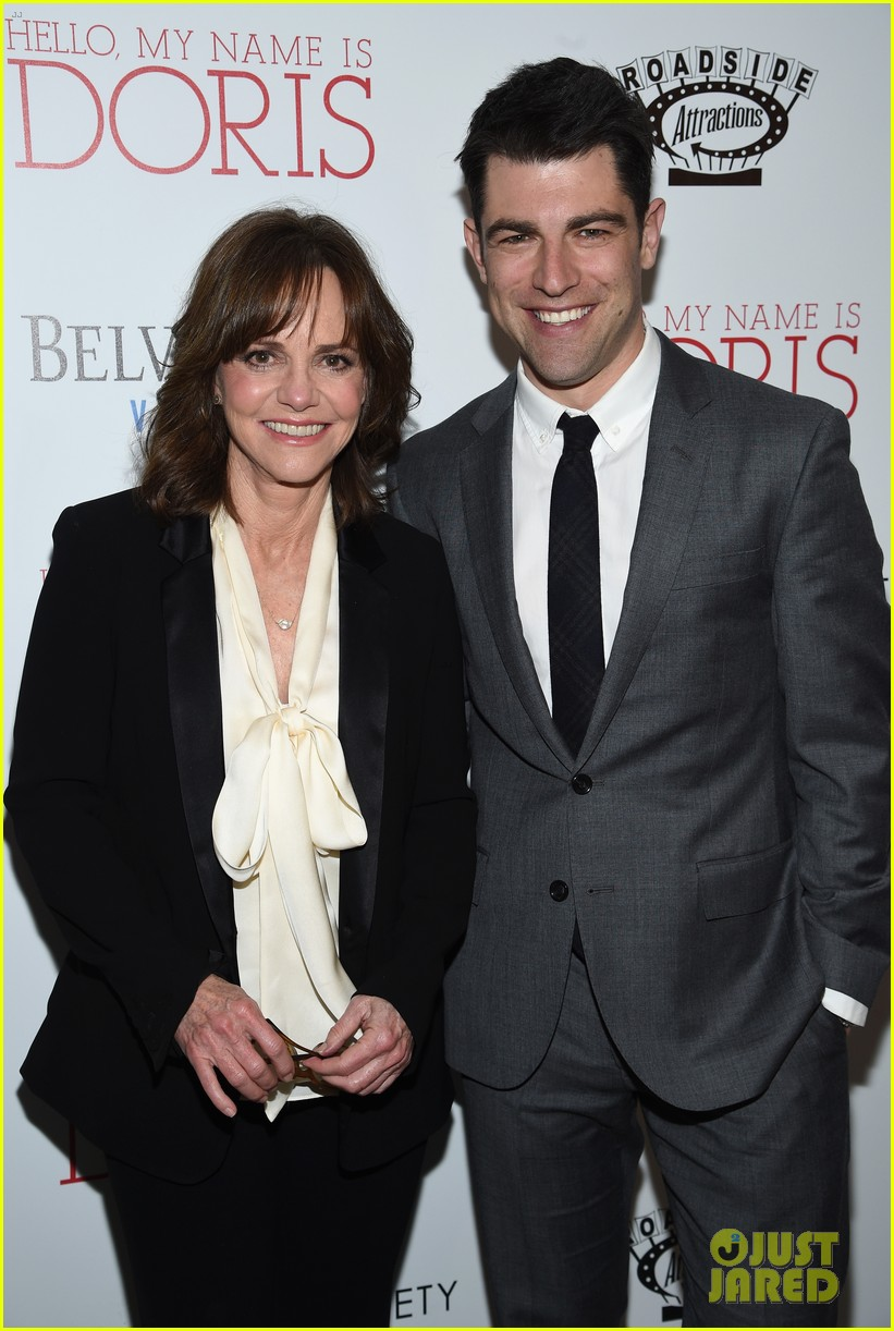 sally field max greenfield get paul rudds support at hello my name is doris 033599943
