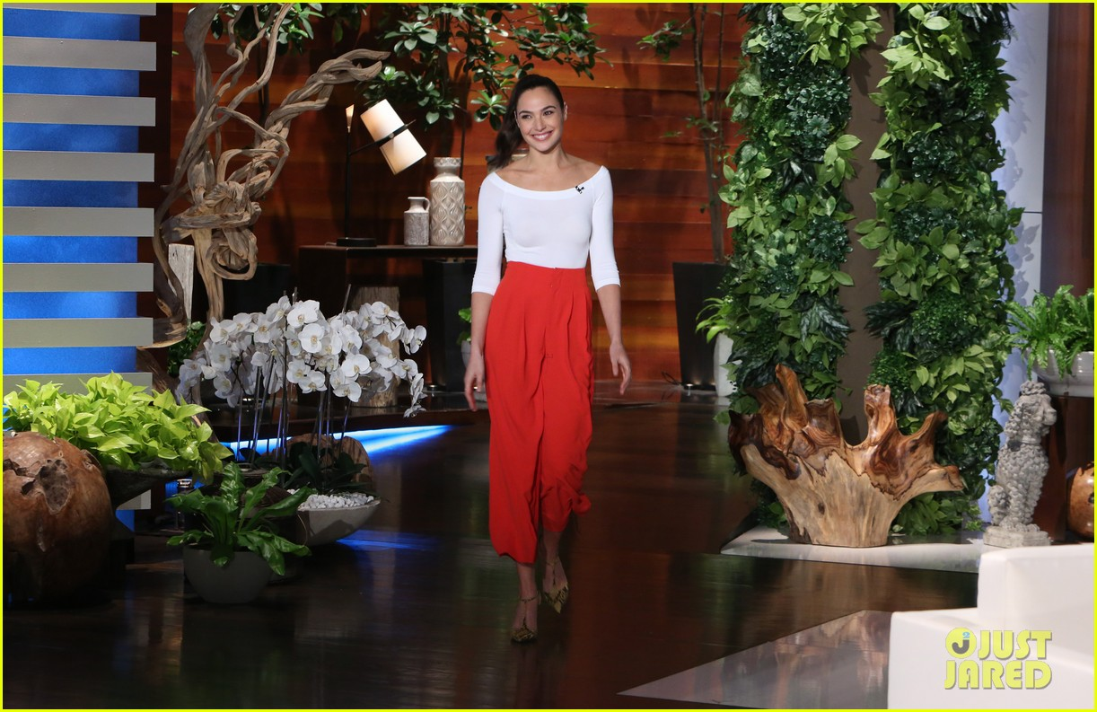 gal gadot found out about wonder woman on an airplane 013606160