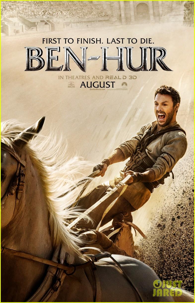 ben hur trailer debuts online 013607279