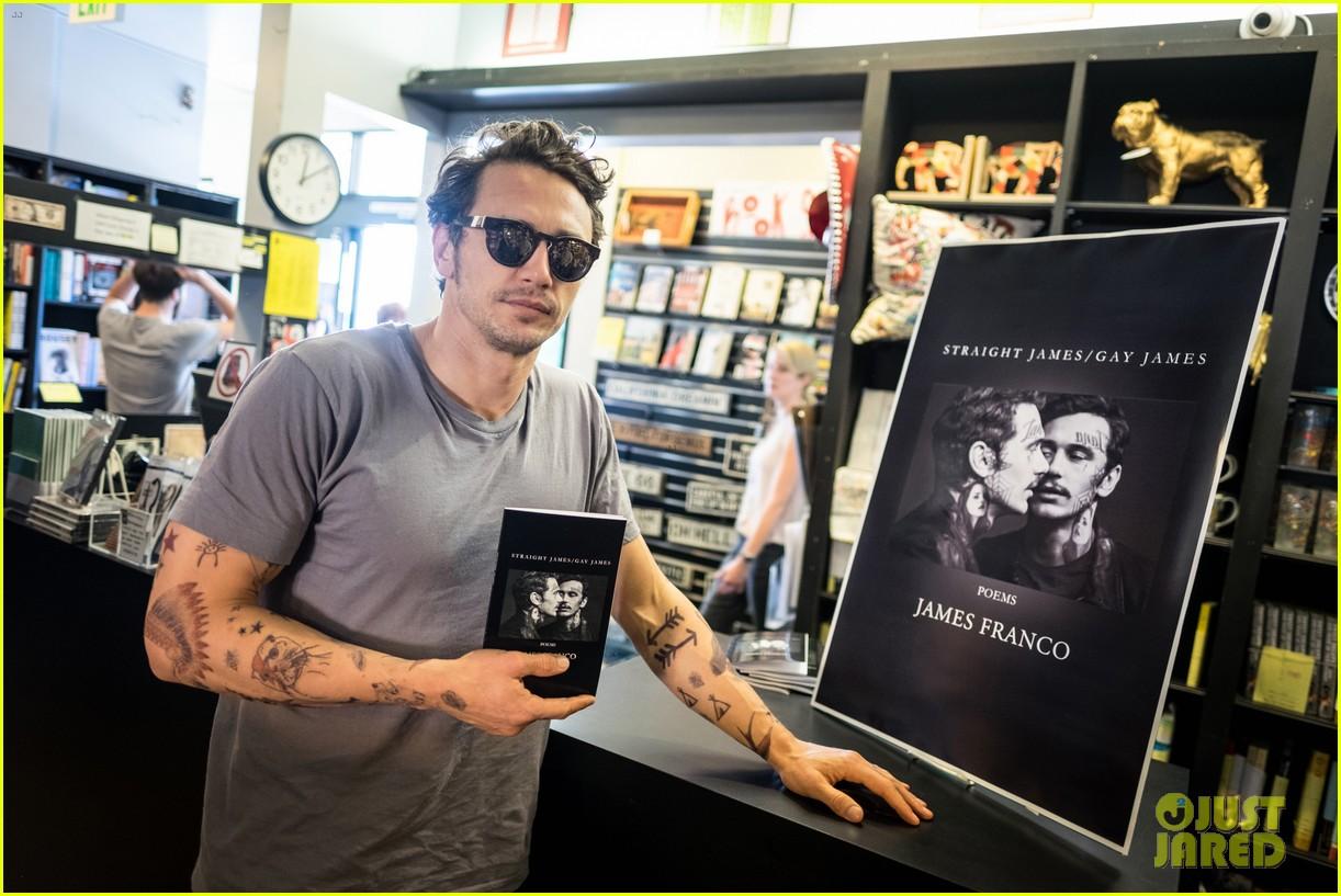 james franco book signing west hollywood 043599007