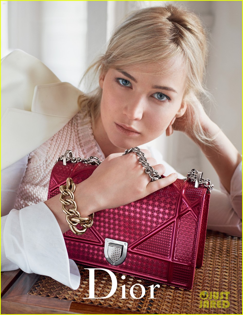 45dc8fded4f Jennifer Lawrence Stars in Dior's New Spring/Summer Campaign!: Photo ...