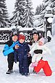 prince william kate middleton family ski trip george charlotte 01