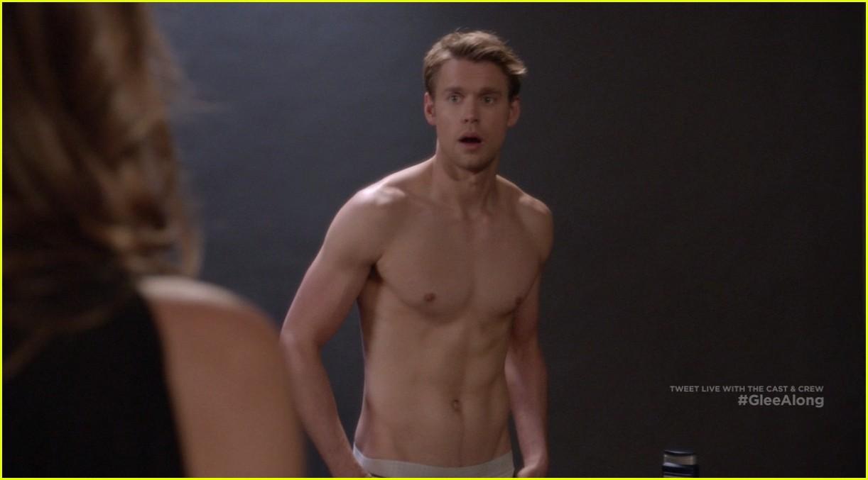 Matt Bomer Went Shirtless in a Towel for James Corden