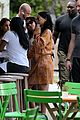 rihanna hangs by the pool in miami 21