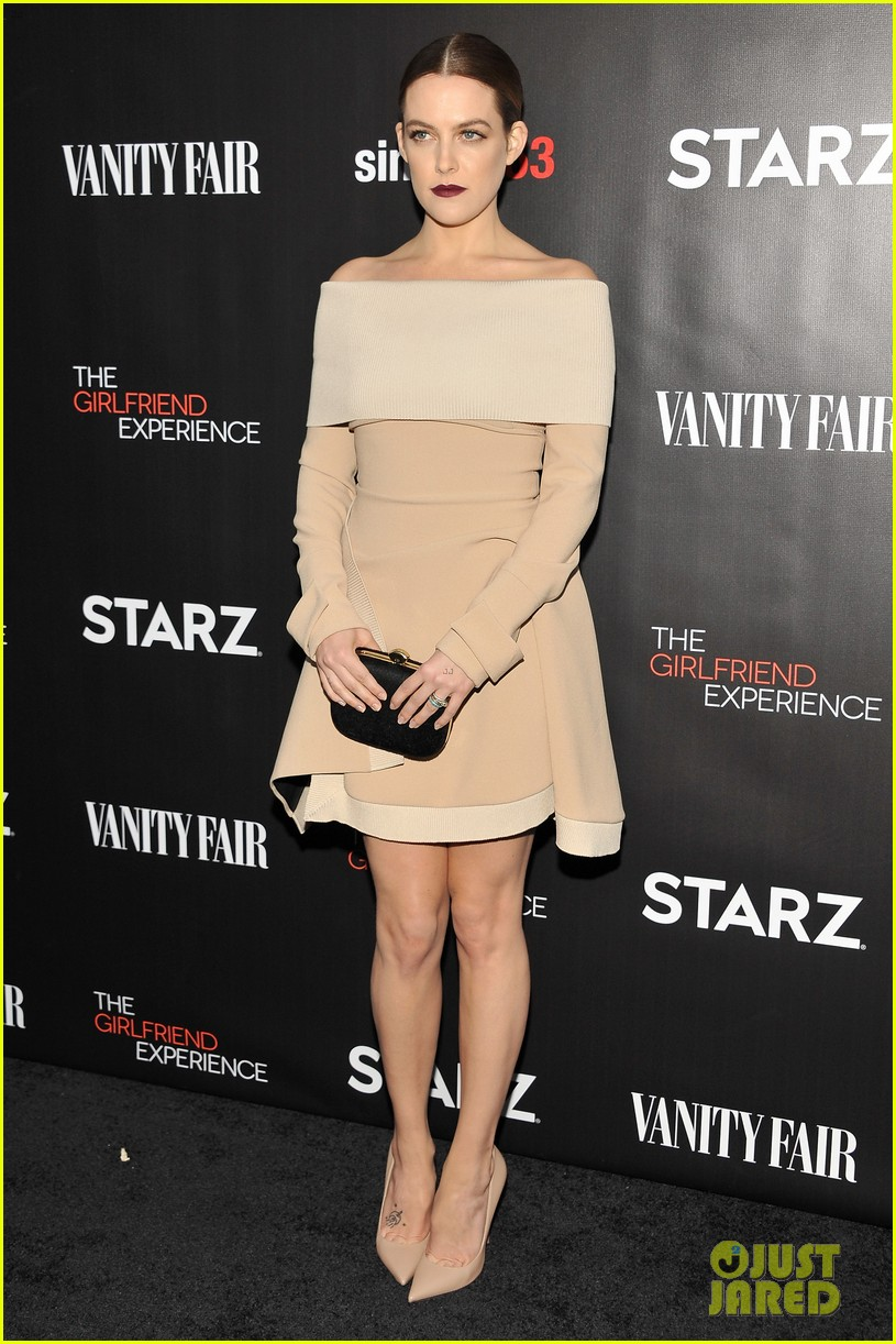 riley keough girlfriend experience premiere nyc 073618658