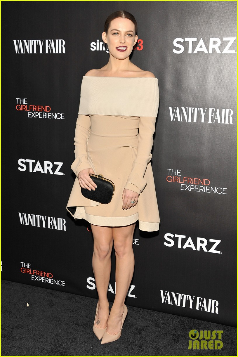 riley keough girlfriend experience premiere nyc 093618660