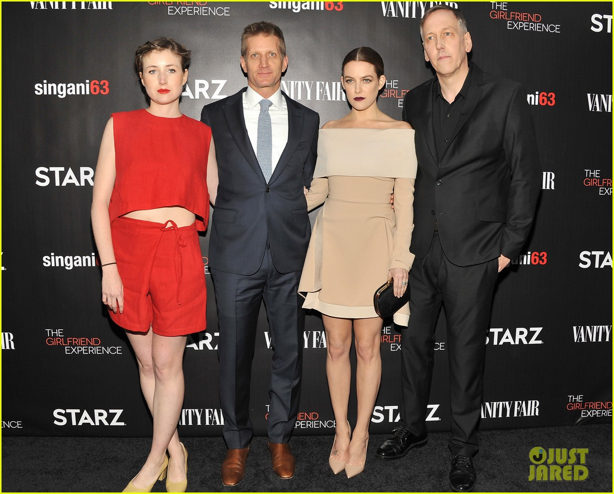 riley keough girlfriend experience premiere nyc 153618666