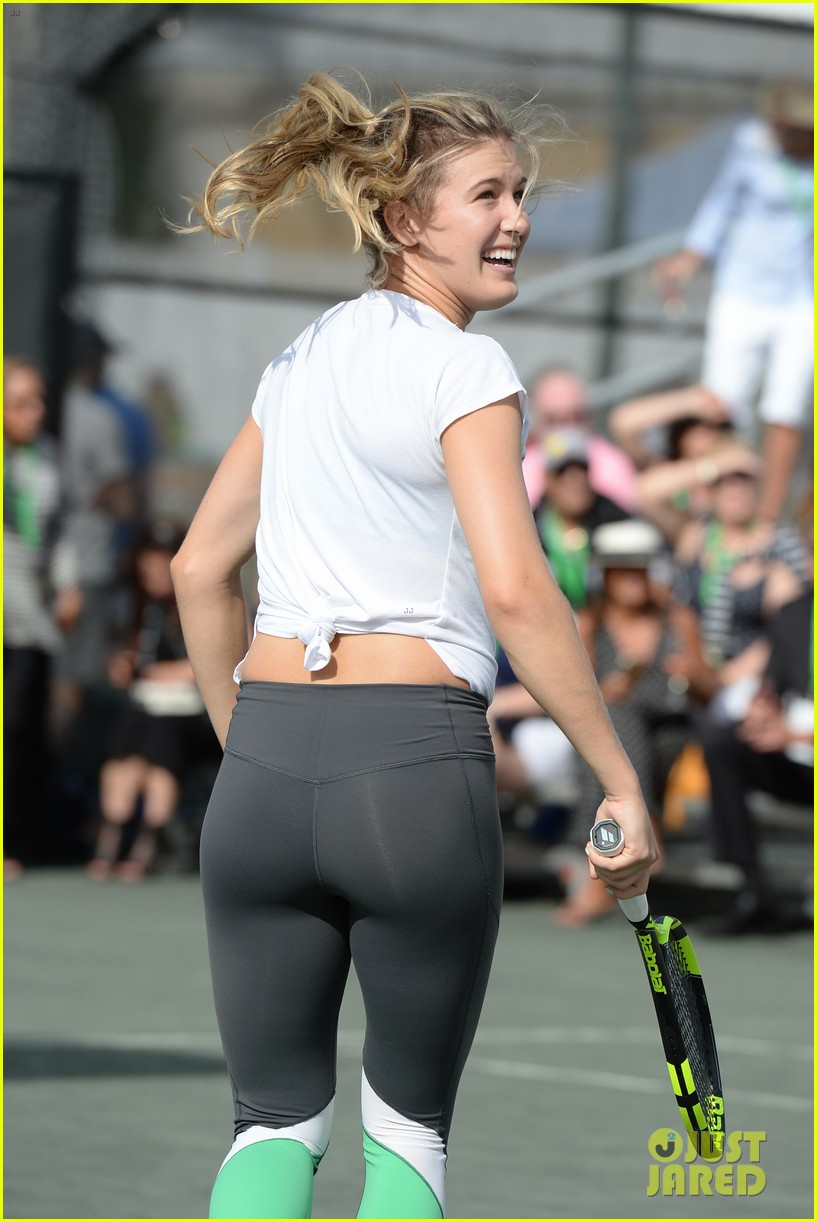 Paparazzi Gugenie Bouchard nude photos 2019
