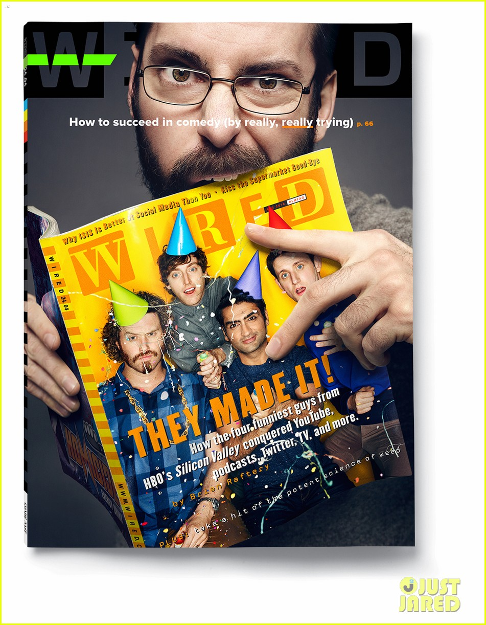 silicon valley cast gets individual covers 013615297