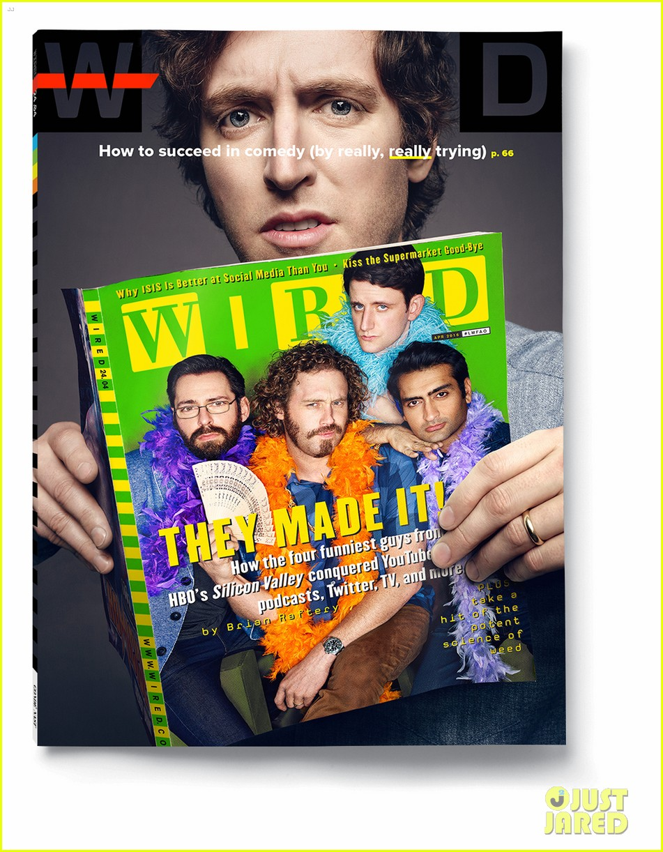silicon valley cast gets individual covers 023615298