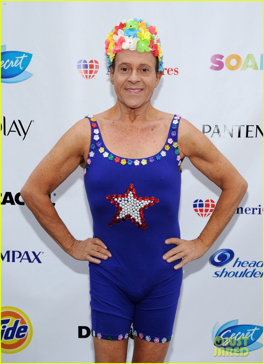 richard simmons breaks silence after two years