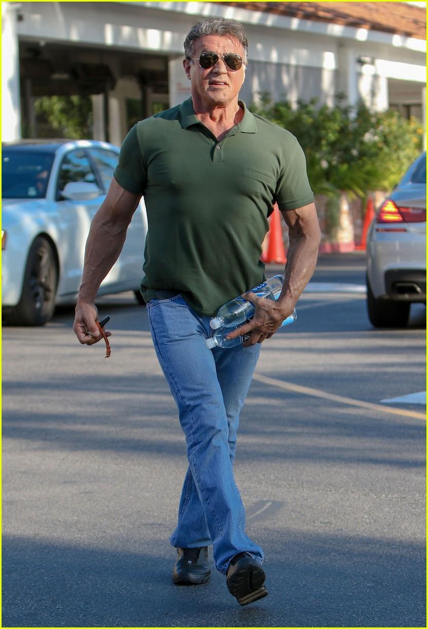 Sylvester Stallone Pos...