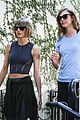 taylor swift karlie kloss breakfast after workout 07