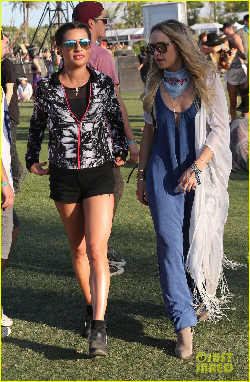 becca tobin lea michele coachella day two revolve retreat 103634251