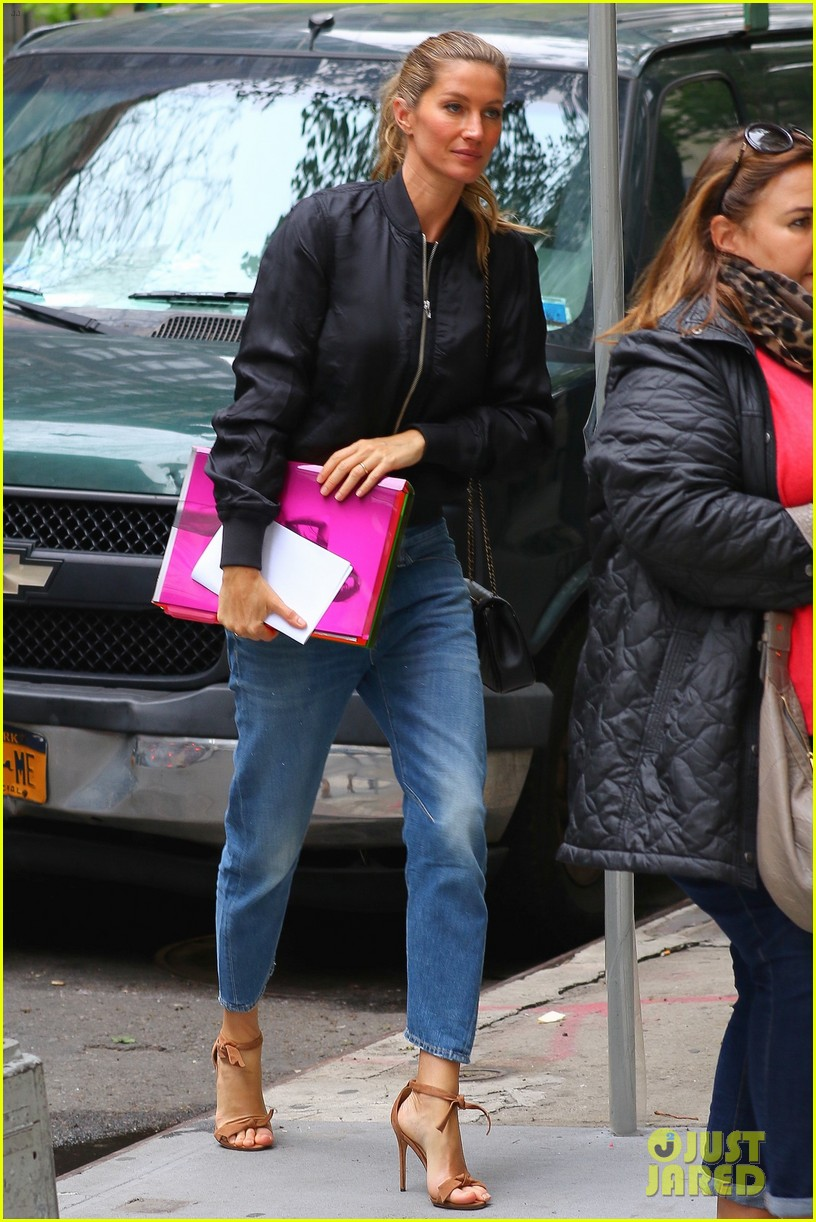 how tall is gisele bun