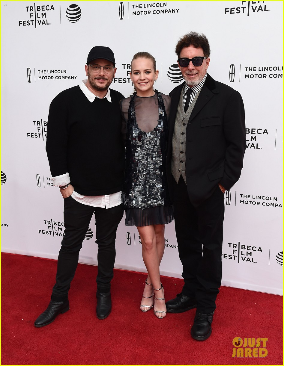 britt robertson costars mr church tribeca premiere 033638410