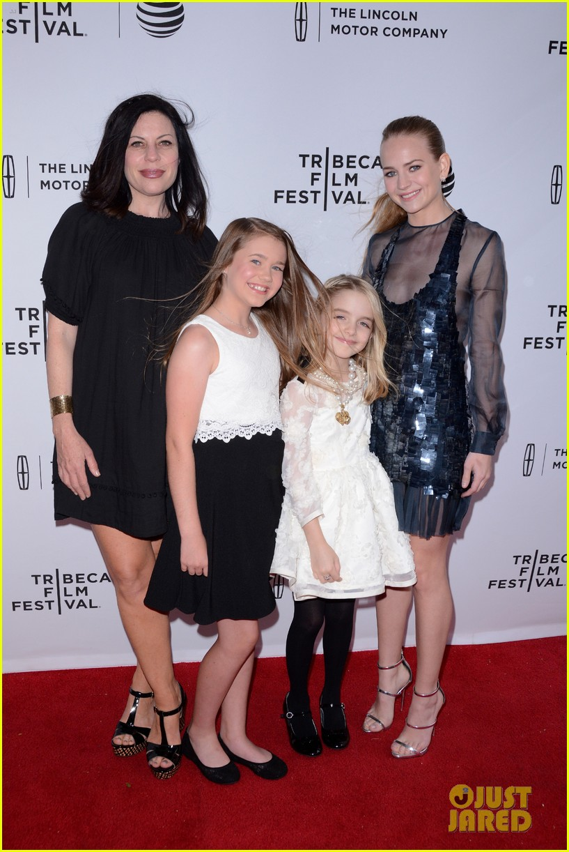 britt robertson costars mr church tribeca premiere 053638412