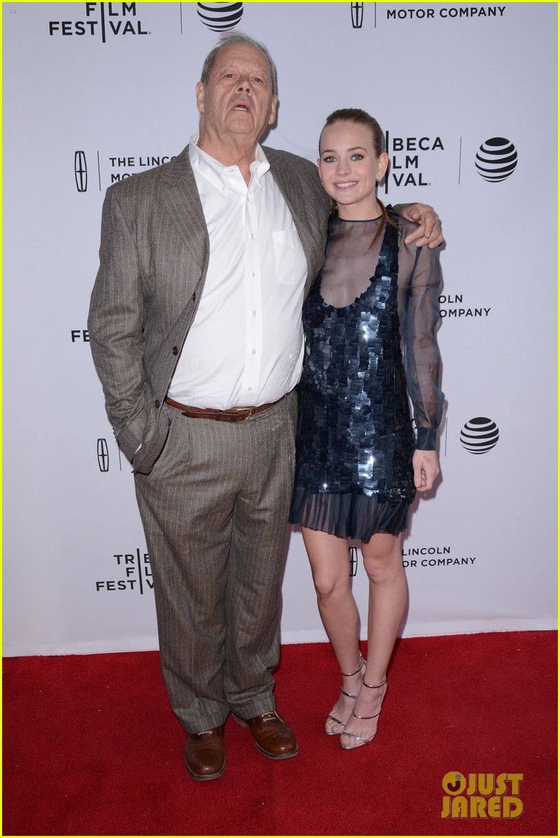 britt robertson costars mr church tribeca premiere 073638414
