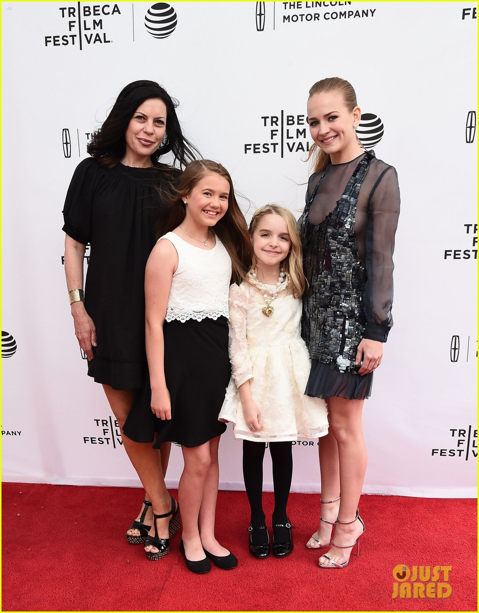 britt robertson costars mr church tribeca premiere 093638416