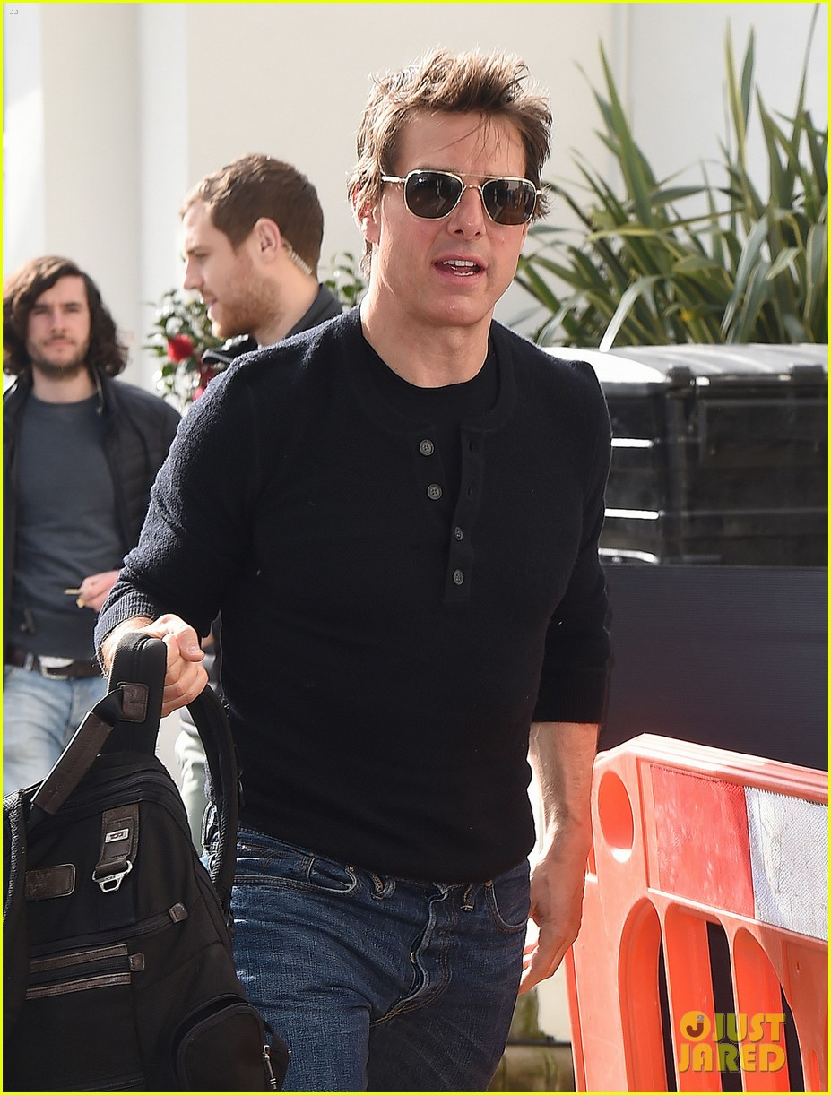 Tom Cruise Celebrates Suri's Seventh Birthday With Early Party recommend