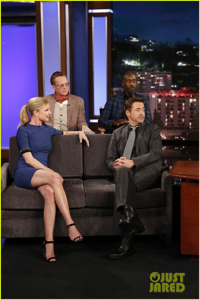 robert downey jr team cap jimmy kimmel 063630611