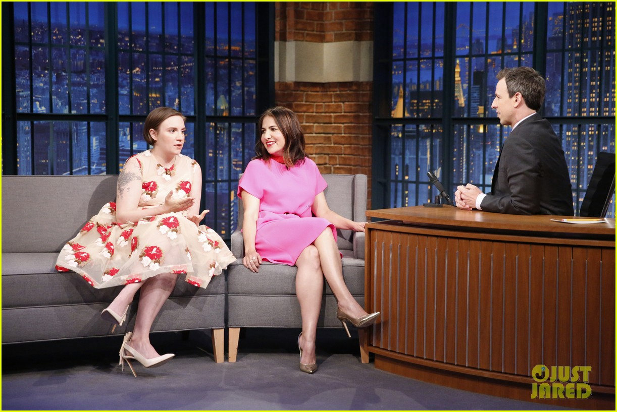 lena dunham on showing her private parts on girls i didnt go all the way 033624631