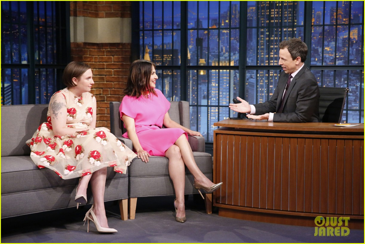 lena dunham on showing her private parts on girls i didnt go all the way 043624632