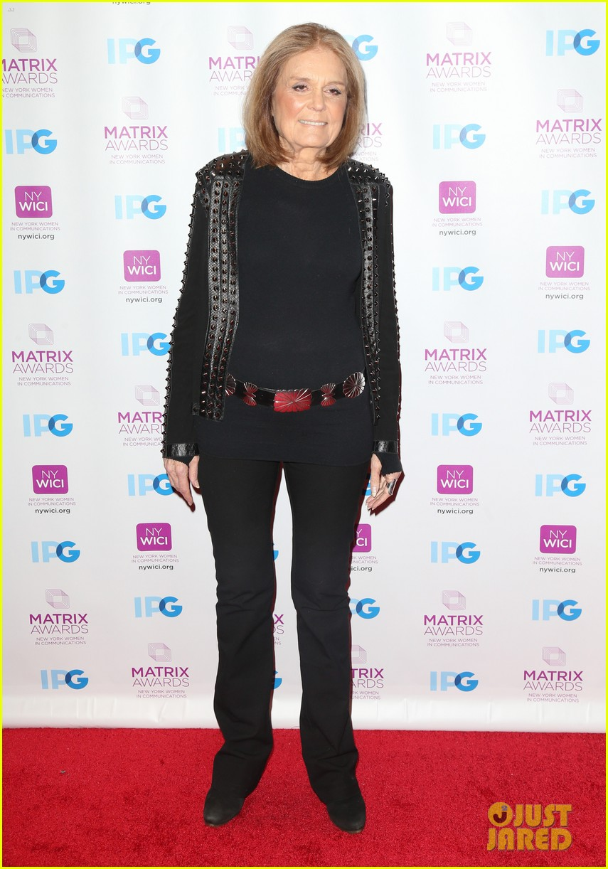 lena dunham katie couric matrix awards 243639987