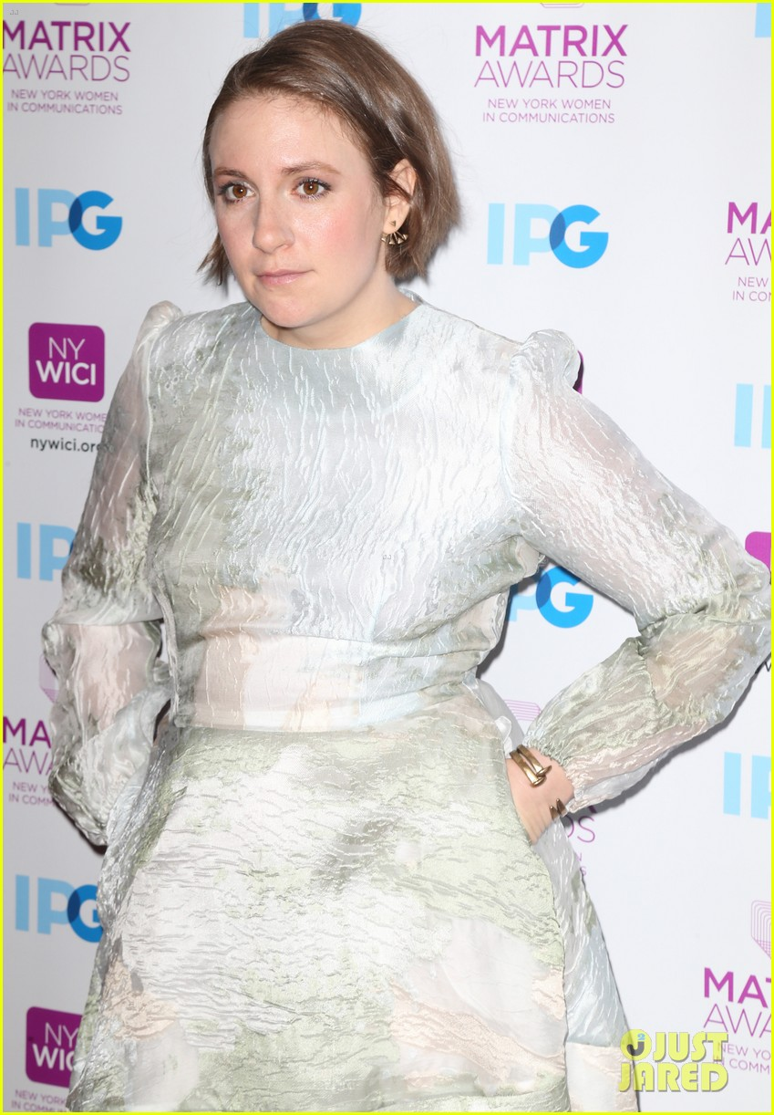 lena dunham katie couric matrix awards 283639991