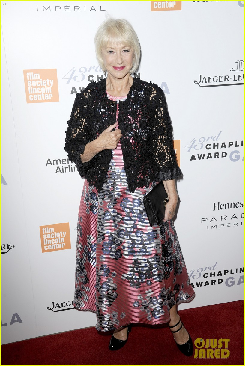 helen mirren robert de niro help honor morgan freeman at chaplin award gala 2016 193640522