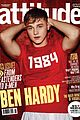 ben hardy attitude mag cover may 01