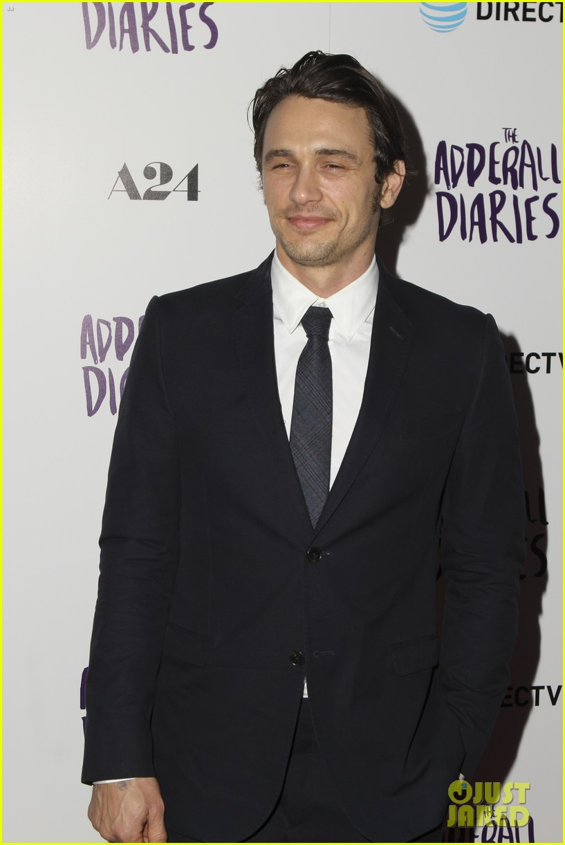 james franco amber heard reunite for the adderall diaries premiere 023629670