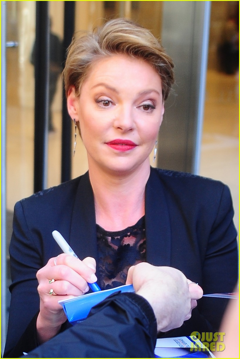 Katherine Heigl Opens Up About Her \'Grey\'s Anatomy\' Drama: Photo ...