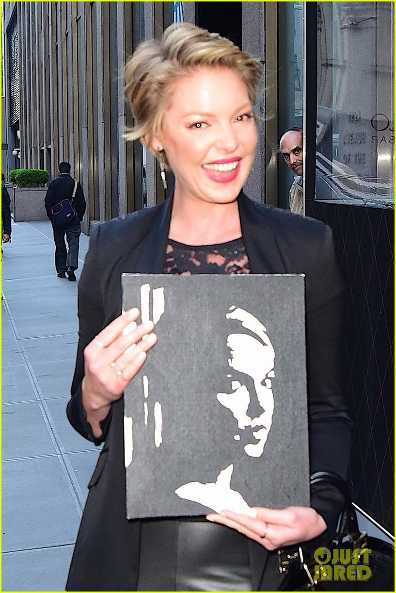 Katherine Heigl Opens Up About Her First Pregnancy (and Third Child) Being a Total Surprise photo