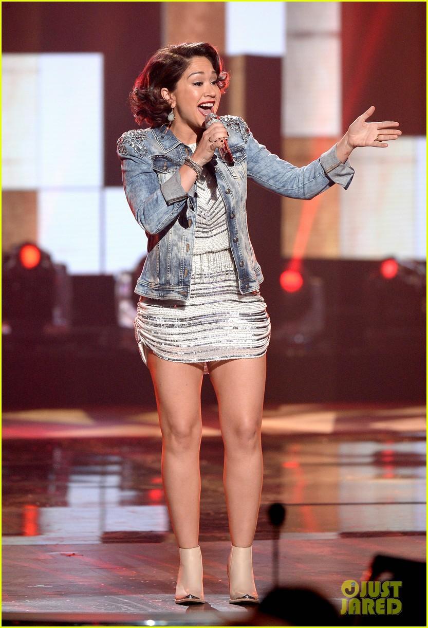diana degarmo country american idol finale 013625472