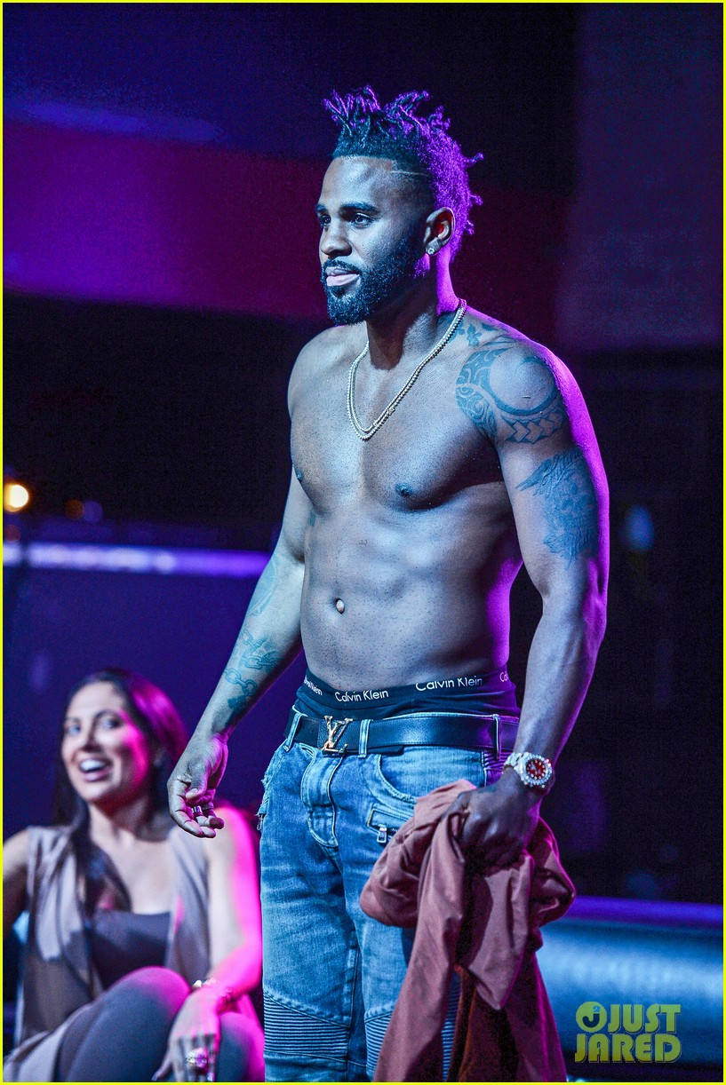 jason derulo shirtless concert ft lauderdale 353642420