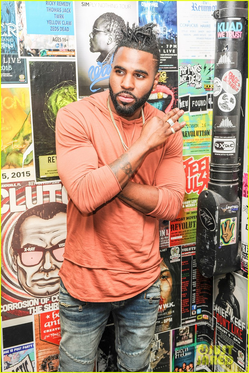 jason derulo shirtless concert ft lauderdale 463642431