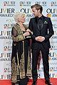 kit harington rose leslie 2016 olivier awards 11