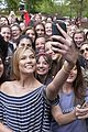karlie kloss hosts epic shoe party with nordstrom at usc 05
