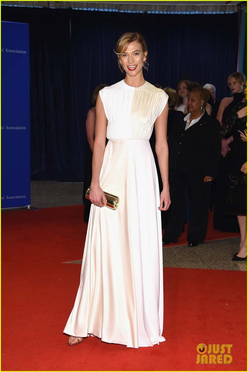 karlie kloss red carpet whcd 123644271