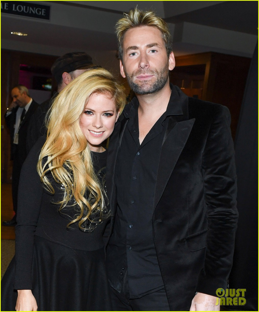 Avril Lavigne Supports Ex Chad Kroeger At Juno Awards 2016 Photo 3622453 Avril Lavigne Chad