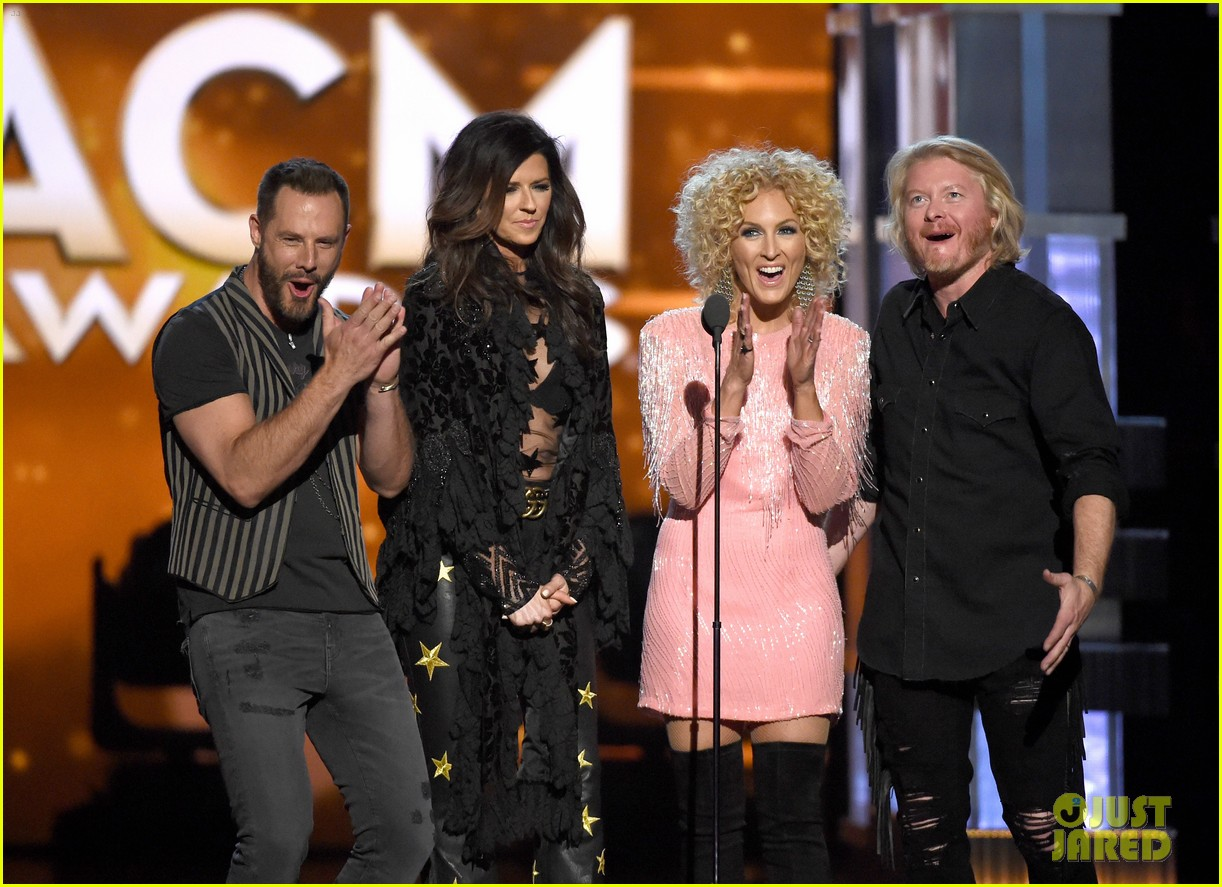 little big town acm awards 2016 performance video 063621994