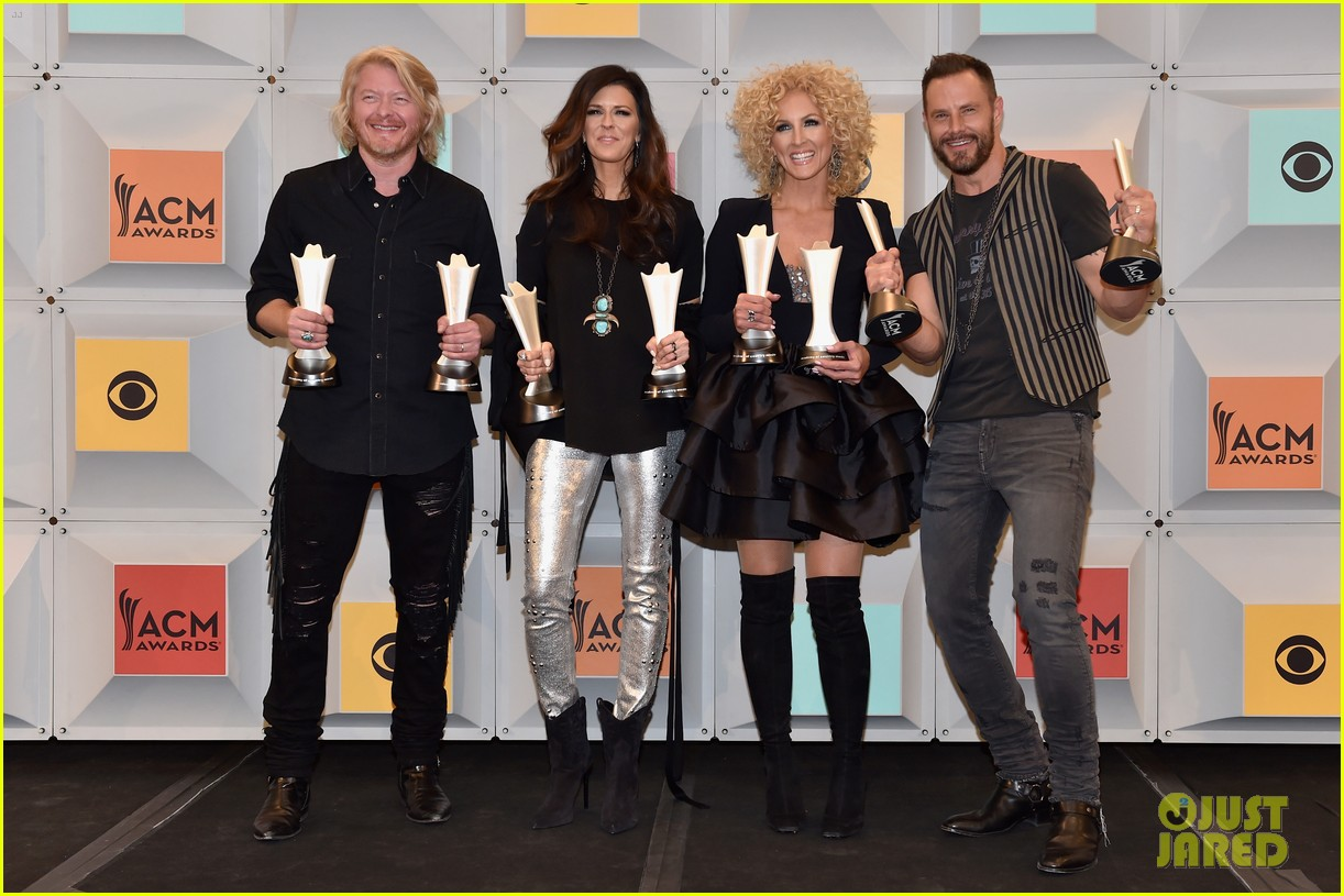 little big town acm awards 2016 performance video 093621997