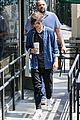 louis tomlinson fan friendly getting coffee 24