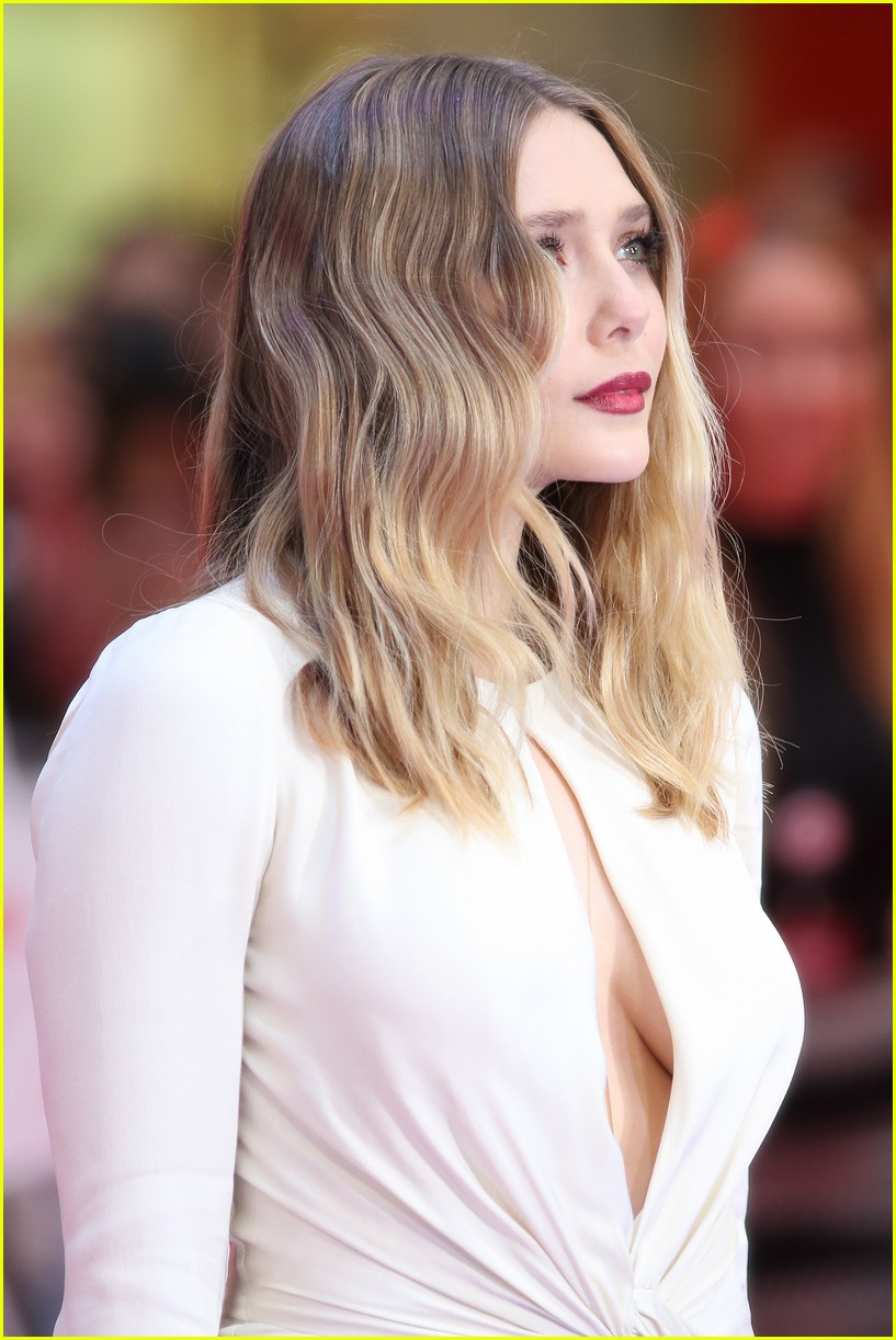 Celebrity Elizabeth Olsen nudes (22 photos), Paparazzi