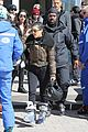 rob kardashian blac chyna step out after engagement 12
