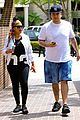 rob kardashian blac chyna step out after engagement 44