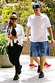 rob kardashian blac chyna step out after engagement 48