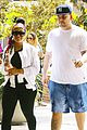 rob kardashian blac chyna step out after engagement 52