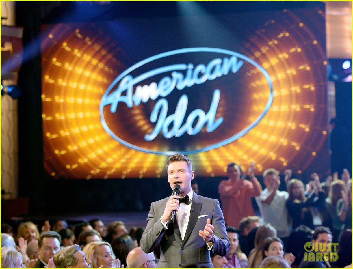 Image result for american idol ryan seacrest
